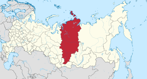 Federal subjects of Russia Geography Game