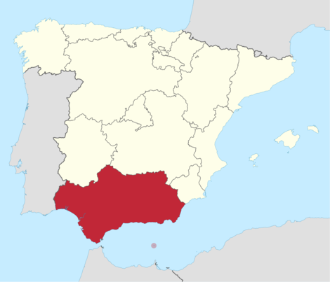 Autonomous communities of Spain  Geography Game